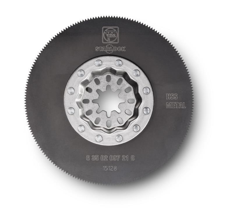 Pilový list SL kruh HSS D85 VE2